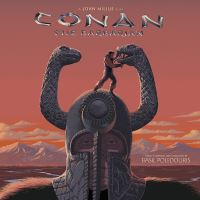 CONAN THE BARBARIAN/LP