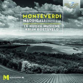 MADRIGALI LIBRI V & VI/2CD
