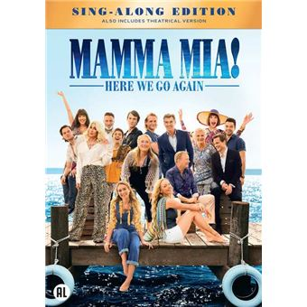 Mamma mia 2: Here we go again!-BIL