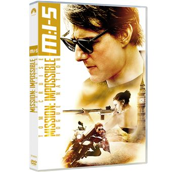 Mission : Impossible  Les FilmsMission : Impossible Rogue Nation DVD