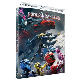Power rangersPower Rangers Blu-ray