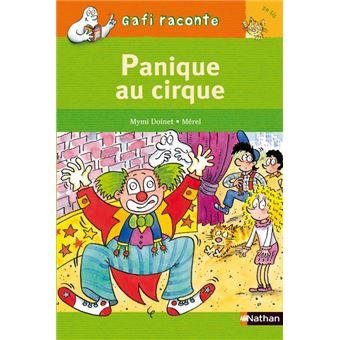 GafiPanique au cirque