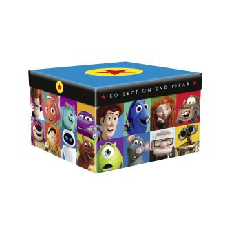 Coffret Collection Pixar - L'Anthologie de 13 Films DVD Edition Limitée Fnac