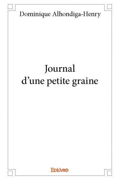 Journal d'une petite graine