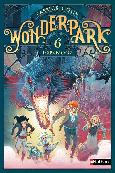 """Résultat de recherche d'images pour """"wonderpark tome 6"""""""