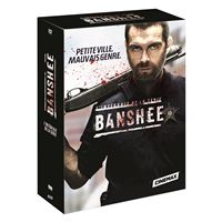Banshee Saisons 1 à 4 DVD