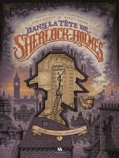 Dans la Tête de Sherlock Holmes, tome 1 / Edition spéciale (15 ans)