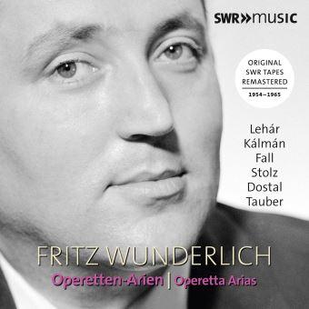 Sings operetta arias