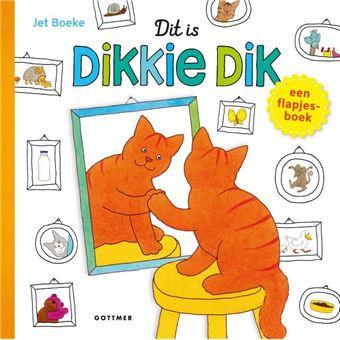 Dikkie DikDit is Dikkie Dik!