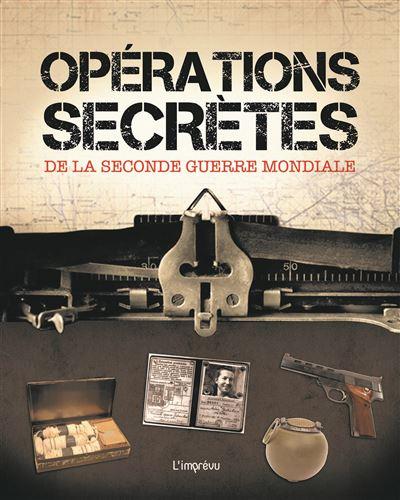 Operations secretes de la seconde guerre mondiale