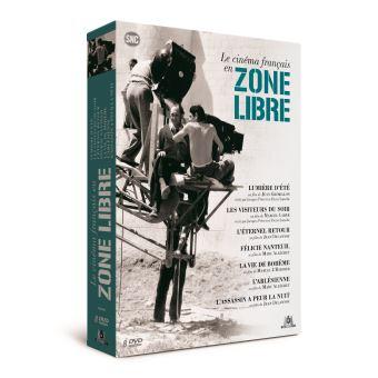 Coffret Le Cinéma en zone libre DVD