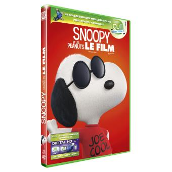 Snoopy et les Peanuts Le film DVD