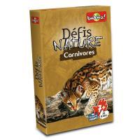 DEFIS NATURE : CARNIVORES