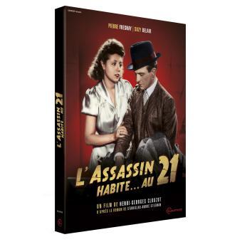 L'Assassin habite... au 21 DVD