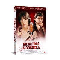 Meurtres à domicile DVD