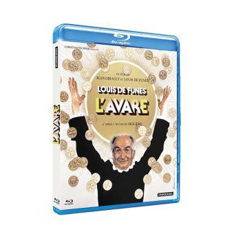 L'Avare Blu-ray