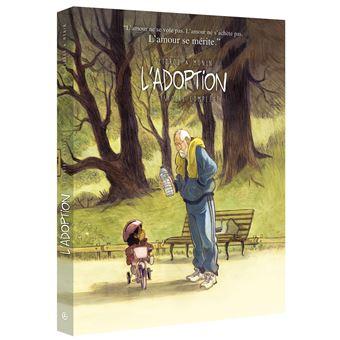 L'adoptionCoffret écrin 2 Volumes, Tome 1 et Tome 2