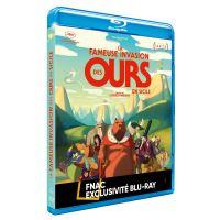 La fameuse invasion des ours en Sicile Exclusivité Fnac Blu-ray