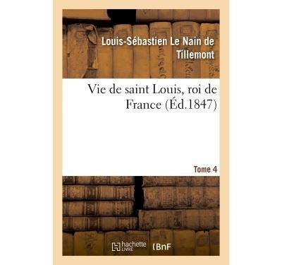 Vie de saint Louis, roi de France