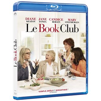 Book Club Blu-ray