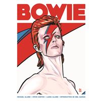 David Bowie, une vie illustrée