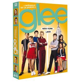 GleeCoffret intégral de la Saison 4 - DVD