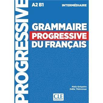 Grammaire progressive du français intermédiaire 4e édition