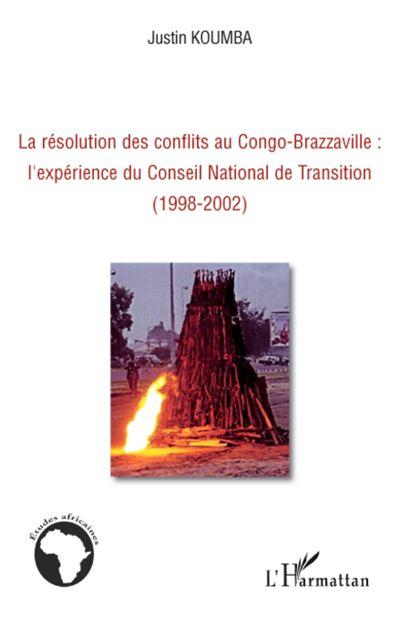La résolution des conflits au Congo-Brazzaville