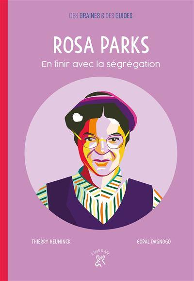 Rosa Park, en finir avec la ségrégation