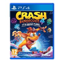 Crash Bandicoot 4: It's About Time! PS4