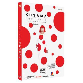 Kusama : Infinity DVD