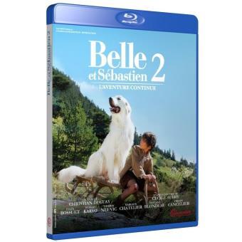 Belle et Sébastien L'aventure continue Blu-ray