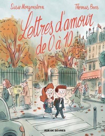 Lettres d'amour de 0 à 10 BD
