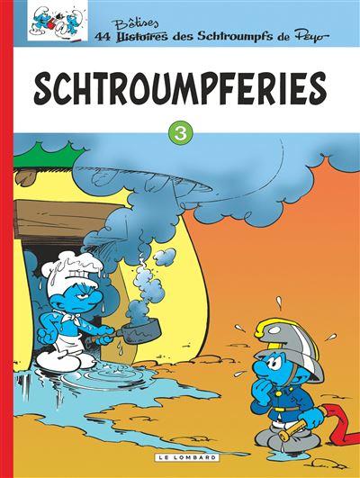 Schtroumpferies - Tome 3 - Schtroumpferies