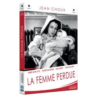 La femme perdue DVD