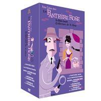 Coffret La Panthère Rose 5 Films DVD