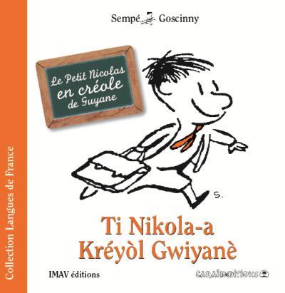 Ti Nikola kreyol Gwiyane