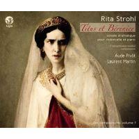 Titus et Bérénice Sonate dramatique pour violoncelle & piano