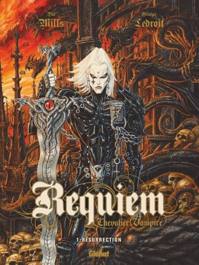 Requiem - Tome 01 - Résurrection - 9782331019609 - 9,99 €