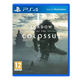 SHADOW OF THE COLOSSUS FR/NL PS4