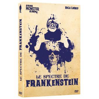 Le spectre de Frankenstein DVD