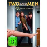 Two and a half men Season 11 DVD