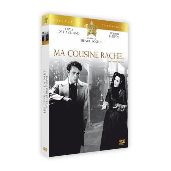 Ma cousine Rachel Exclusivité Fnac DVD