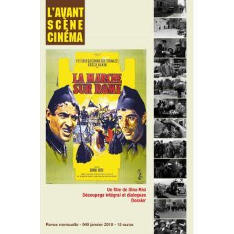 L'avant-scene cinema,649:la marche sur rome de dino risi