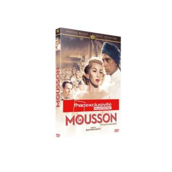 La mousson Exclusivité Fnac Edition Fourreau DVD
