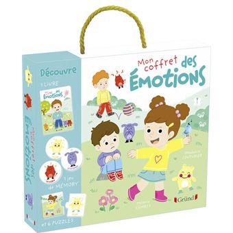 emotions coffret cadeau enfant fille garçon 3 ans idée top sélection avis