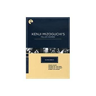 Kenji Mizoguchi's Fallen Women DVD