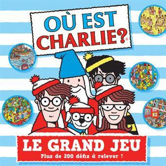 Où est Charlie ?Le grand jeu