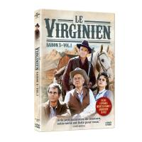 Le Virginien Saison 5 Volume 1 DVD