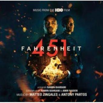FAHRENHEIT 451/HBO 2018 ED